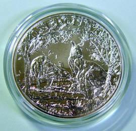 Briefmarken Münzen Am Dom Australien Känguru Ram