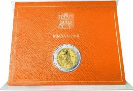 2 Euro Vatikan 2016 Jahr der Barmherzigkeit BU