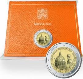 2 Euro Vatikan 2016 200 Jahre Gendarmeriekorps BU