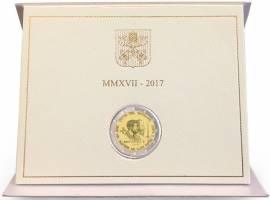 2 Euro Vatikan 2017 1950. Jahrestag des Martyriums von Sankt Peter und Sankt Paulus BU