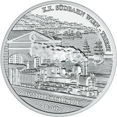 Briefmarken Münzen Am Dom 20 österreich Kk Südbahn Wien
