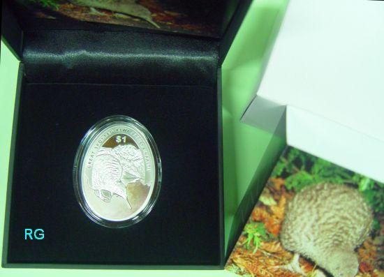 Briefmarken Münzen Am Dom Neuseeland 1 Dollar Kiwi