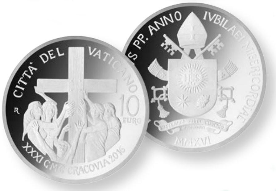 Briefmarken Münzen Am Dom Vatikan 5 10 2016 49
