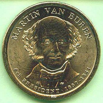 Briefmarken Münzen Am Dom 1 Usa Martin Van Buren 8