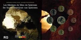 Belgien Kursmünzsatz 2011 - Feuersteine von Spiennes - stgl. - Bild vergrößern