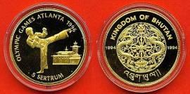 Bhutan 5 Sertum 1994 - Bild vergrößern