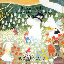 Finnland Offizieller KMS 2004 / 2 - Bild vergrößern