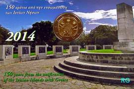 2 € Griechenland 2014 - Ionische Inseln - Blister - Bild vergrößern