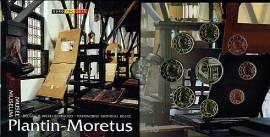 Belgien Kursmünzsatz 2012 - Plantin-Moretus-Museum - stgl. - Bild vergrößern