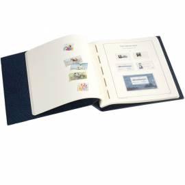 LEUCHTTURM SF-Vordruckalben DDR 1980-1990, inkl. Schutzkassette - Bild vergrößern