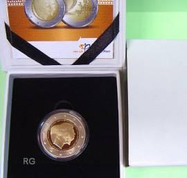 2 Euro Niederlande 2014 - Doppelportrait - PP - Bild vergrößern