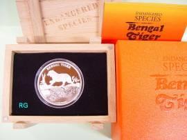 Niue Islands 1 $ Bengal Tiger 2015 - PP - Bild vergrößern