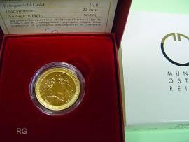 Österreich 50 € 2000 Jahre Christentum - Nächstenliebe - 2003 - Bild vergrößern