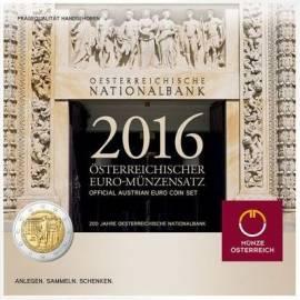 Österreich KMS 2016 Hgh.- 2 € Nationalbank - - Bild vergrößern