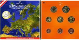 Österreich KMS 2008 Hgh. - Bild vergrößern