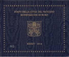Vatikan offizieller KMS 2014 stgl. - Bild vergrößern