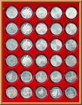 Lindner Münzbox für 10-Euro-Münzen PP (in Original-Kapseln ohne Rand)