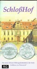 10 € Österreich 2003 - Schloss Hof - hg.