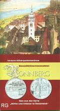 10 € Österreich 2006 - Abtei Nonnberg - hg.