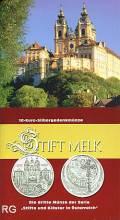 10 € Österreich 2007 - Stift Melk - hg.