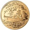 Polen 2 Zloty 2012: Schiffe: Zerstörer ORP ?Błyskawica?