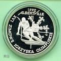 Polen 200.000 Zloty  - Olympiade Albertville 1992 - 1991
