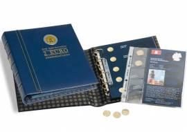 Leuchtturm OPTIMA Münzalbum Deusche 2-€-Sondermünzen I (bis 2013) 306531