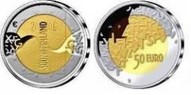 Finnland 50 € 2006 - EU-Präsidentschaft -