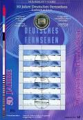Numisblatt 5/2002 50 Jahre Deutsches Fernsehen