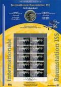 Numisblatt 5/2004 Internationale Raumstation ISS