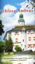 10 € Österreich 2002 - Schloss Ambras - hg.