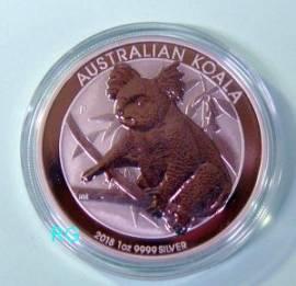 1 $ Australien Koala 2018