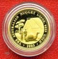 Australien 4 $ 2003 - Goldsucher mit Kamel - 1/25 oz. Gold