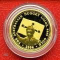 Australien 4 $ 2004 - Peter Lalor / Aufstand Eureka - 1/25 oz. Gold