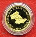 Australien 4 $ 2005 - Welcome Stanger - 1/25 oz. Gold