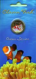 Ocean Serie: 1 $ Australien 2006 Clownfisch