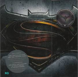 Kanada 25 Cent 2016 - Batman vs. Superman: Dawn of Justice / Batman Tradingcard - 3D-Münze
