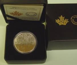 Kanada 1 $ 2020 - 75 Jahre V-Day - PP