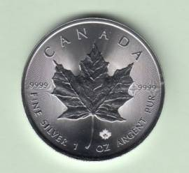 Kanada 5 $ Maple Leaf 2018 bfr.