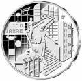 Deutschland 20 Euro 100 Jahre Bauhaus 2019 PP