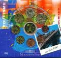 Frankreich KMS 2003 Souvenier La Tour Eiffel