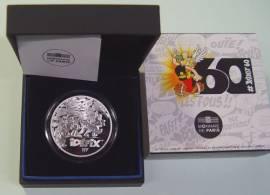 Frankreich 10 € 2019 Asterix: Asterix und Idefix - PP