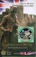 Großbritannien 5 £ 2010 - Celebration Britain - Spirit Series: White Rabbit PP