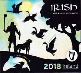 Irland offizieller KMS 2018 - Myths and Legends - stgl.