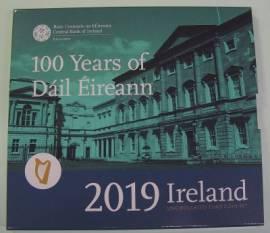 Irland offizieller KMS 2019 - 100 Jahre Dail Eireann - stgl.