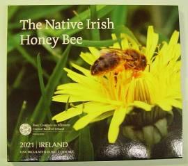 Irland offizieller KMS 2021 - Honigbiene - stgl.