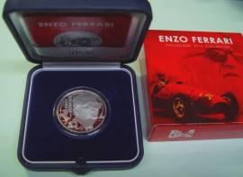 Italien 10 € 2016 - Enzo Ferrari - PP