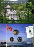 Norwegen Kursmünzsatz 2010
