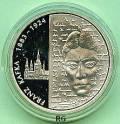 10 Euro 125 Geb. Franz Kafka 2008 PP