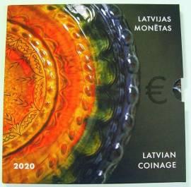 Lettland KMS 2020 - Lettgalische Keramik - stgl. -